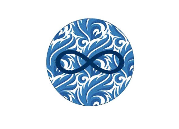 The Mobile Pro Logo Blue