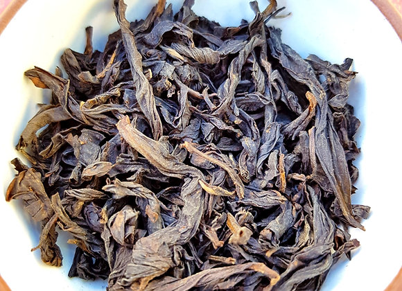 Shui Xian (Narcissus) Dried Tea Leaves