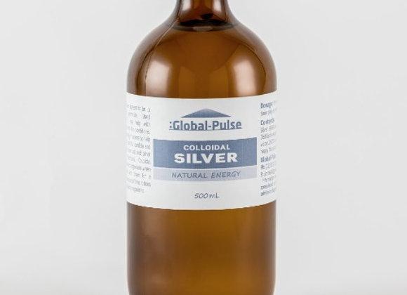 Colloidal Silver Bottle
