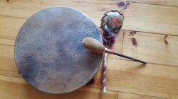Horse drum