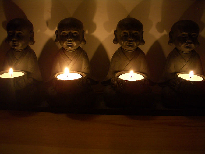 Tranquil Buddhas
