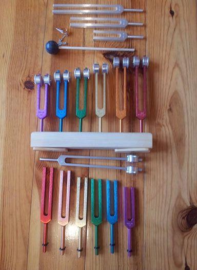 Soma & Solfeggio tuning forks