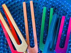 solfeggio forks