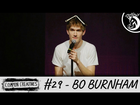 Common Creatives: #29 - Bo Burnham
