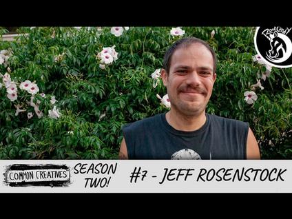 Common Creatives S2 #7 - Jeff Rosenstock