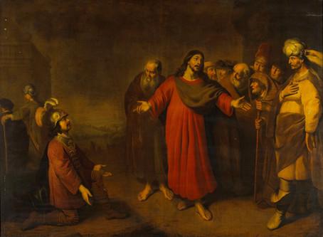 Bible Bash: Ancient Gay Lovers -- Luke 7