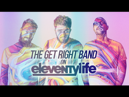 Eleventylife Episode #109 - Vibes, Ice Cream & Itches w/Silas Durocher of The Get It Right Band