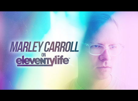 EleventyLife Episode #102 - Necessary Art, Mystery, & Malaise w/Marley Carroll (Part 2)