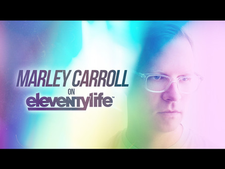 EleventyLife Episode #101 - Necessary Art, Mystery, & Malaise w/Marley Carroll (Part 1)