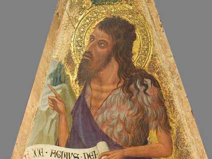 Bible Bash: Rude and Downright Prophetic -- Matthew 3 with Rev. Scott Kershner
