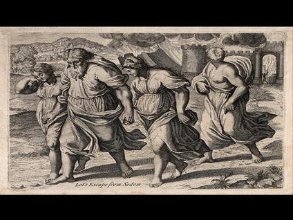 Bible Bash: Sodomy, Terrorism, and Looking Back -- Genesis 19