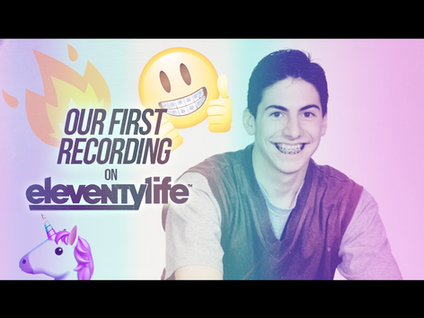 EleventyLife Episode #99 - Our First Recording Ever. Our Last Regret Sharing It.