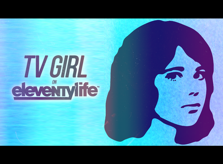 EleventyLife Episode #105 - Pianos, Parties, & Laptop Albums w/Brad Petering of TV Girl