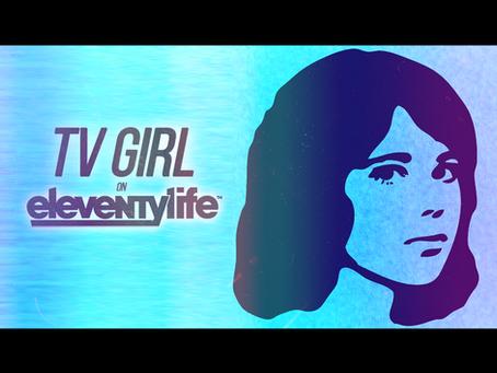 EleventyLife Episode #105 - Pianos, Parties, & Laptop Albums w/Brad Petering of TV Girl