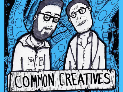 Common Creatives: S2 #4 - Punk Rock and Comics