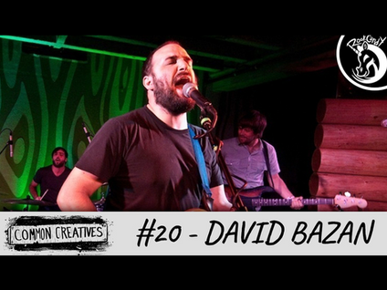 Common Creatives: #20 - David Bazan