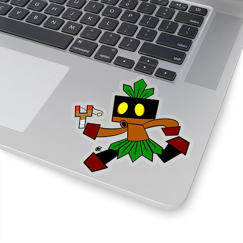 Minecraft Deku Sticker