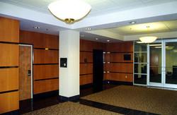 77 building lobby