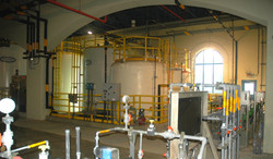Cola Water plant Chemical Bldg int 3
