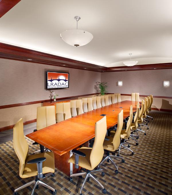 LRADAC Int boardroom sml