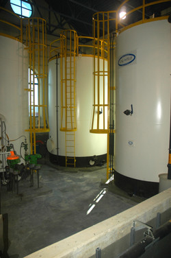 Cola Water plant Chemical Bldg int 1
