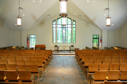 Back Chapel Center