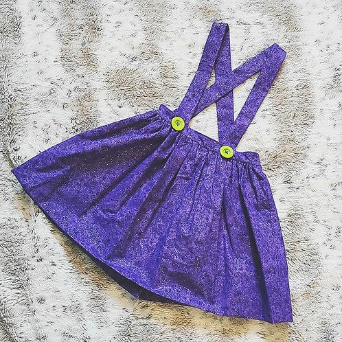 Purple Sparkle Jumper
