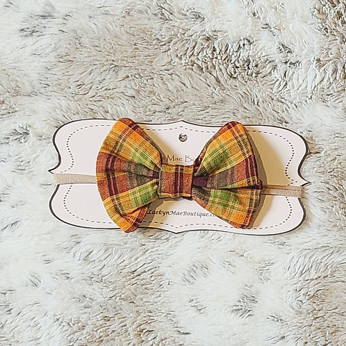 Fall Plaid Collection