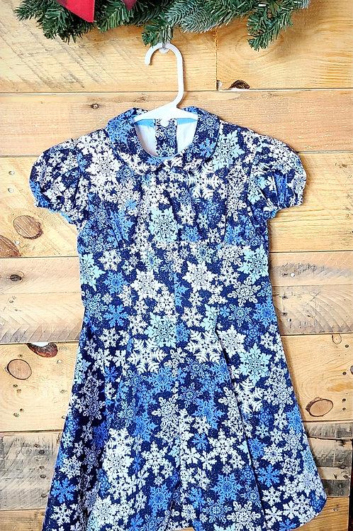 Snowflake Dress - Size 6
