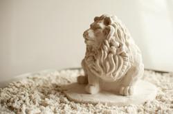 Tapestry Lion - Glacial Till
