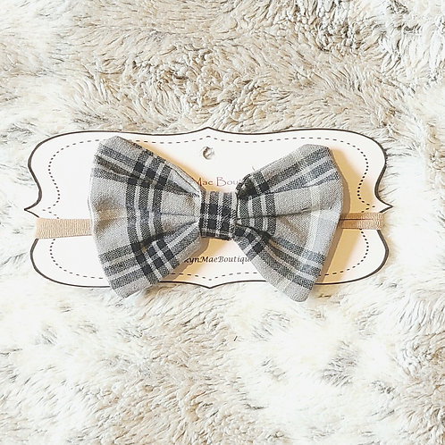 Black and Grey Plaid Collection