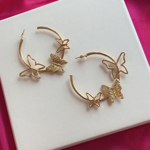 Butterfly Earrings II