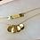 Thumbnail: Horizontal Custom Bar Necklace