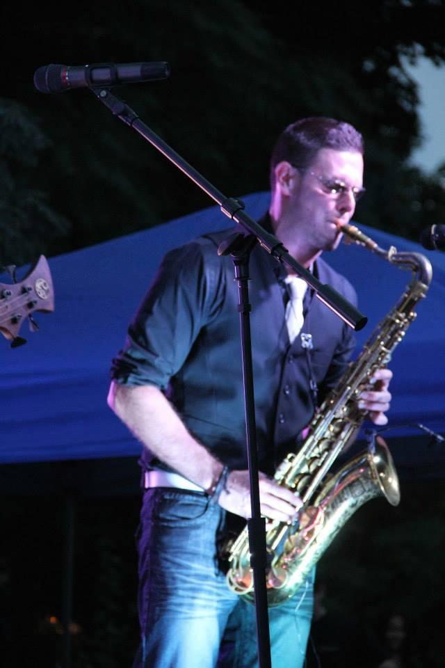 Matthew Alec saxophone
