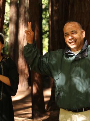 Deaf camp in Northern California
