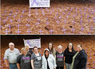Overdose Awareness Month; August
