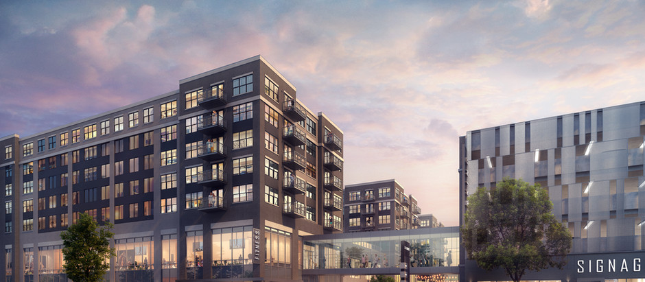Plans to turn Six Corners Sears into more than 400 apartments set to move ahead