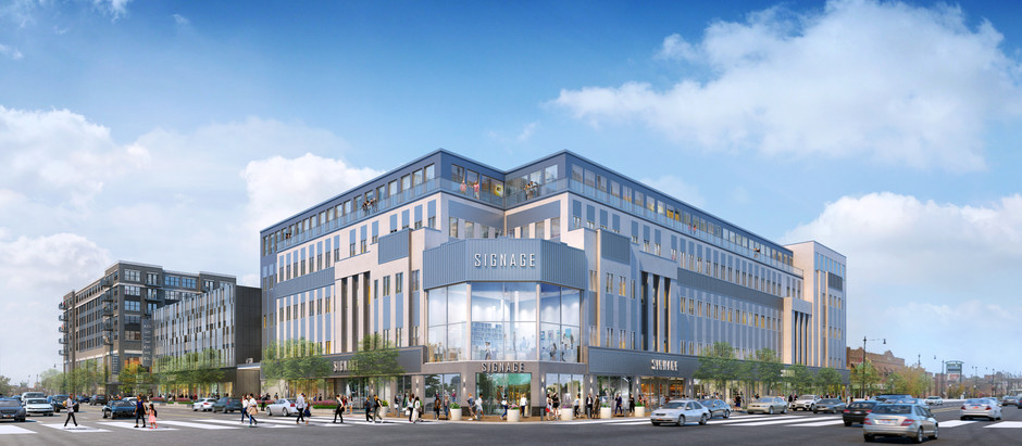 How Chicago's vacant Sears stores are being reborn as new neighborhood hubs