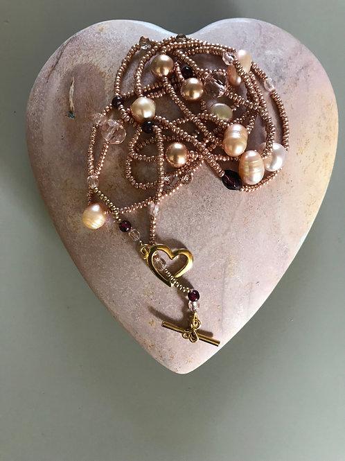 Palosanto: Rose Gold