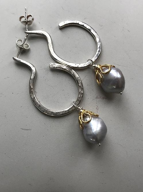 Loopy Hoop /pearl