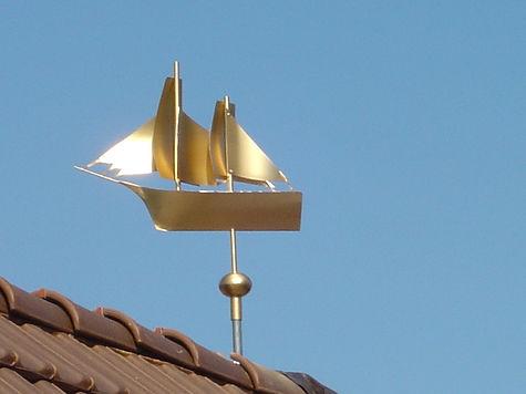 Kunstspenglerei Dachritter Schiff Messin