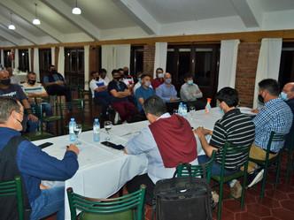 Reunión Presencial de la Regional Centro Oeste en Hernando