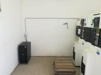 La Cooperativa adquirió un sistema UPS de energía de respaldo