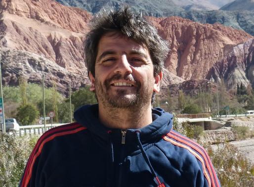 """""""La de Messi"""", el cuento premiado del Nato López"""