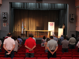 Se firmó el Convenio del proyecto de tendido de fibra óptica entre Río Cuarto y Córdoba