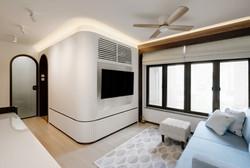 Living Area-Angle1