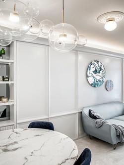 Dinning & Living Area
