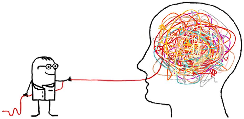 Что такое психология смешные картинки, мысли