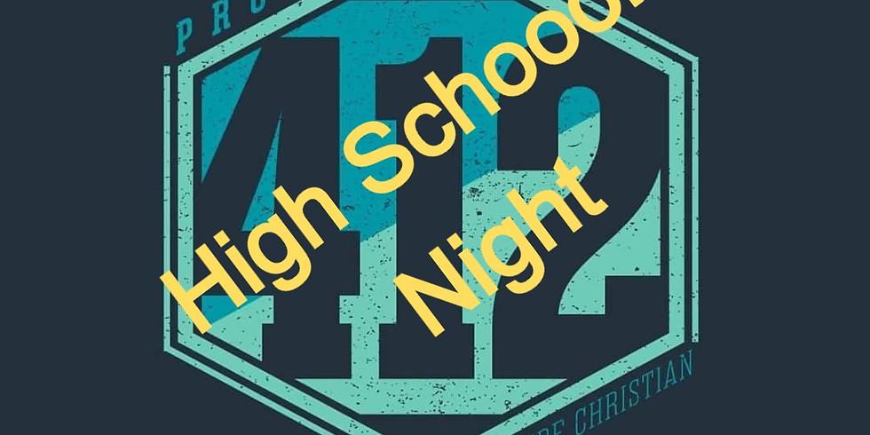 High School Youth 11/11/20