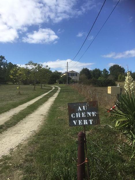 Oprit Au Chêne Vert